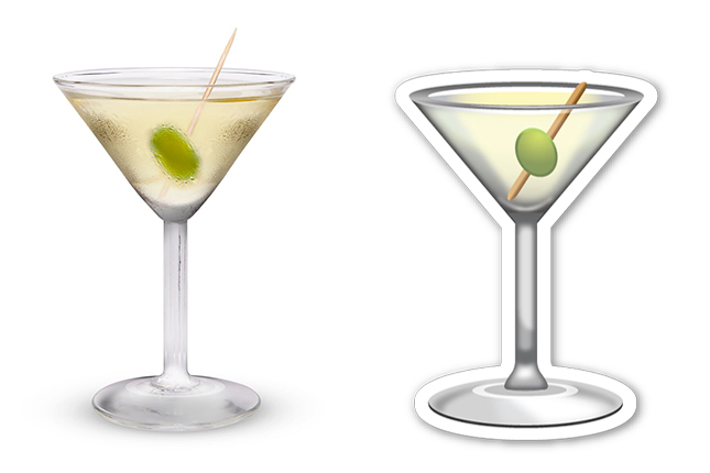 These emoji cocktails will quench your thirst IRL