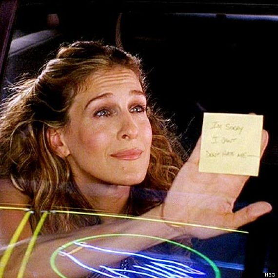 Apparently Sarah Jessica Parker never wanted to play Carrie Bradshaw