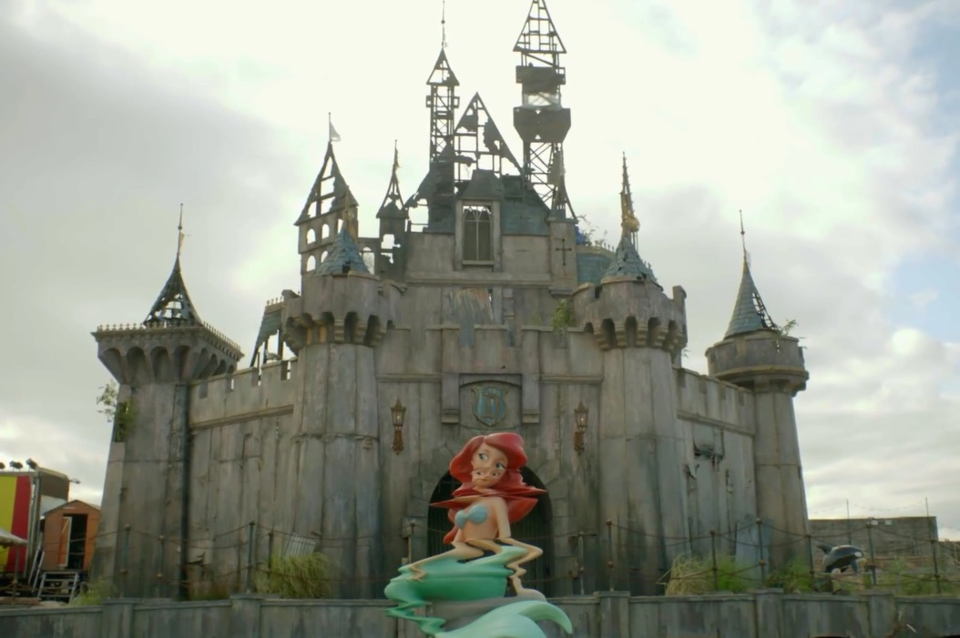 Banksy's Dismaland trailer is here and OH MY GOD