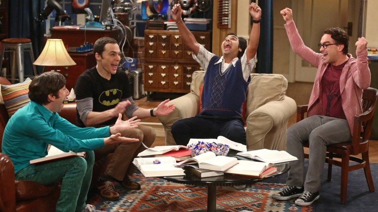 Everything you need to know about the new season of 'Big Bang Theory'
