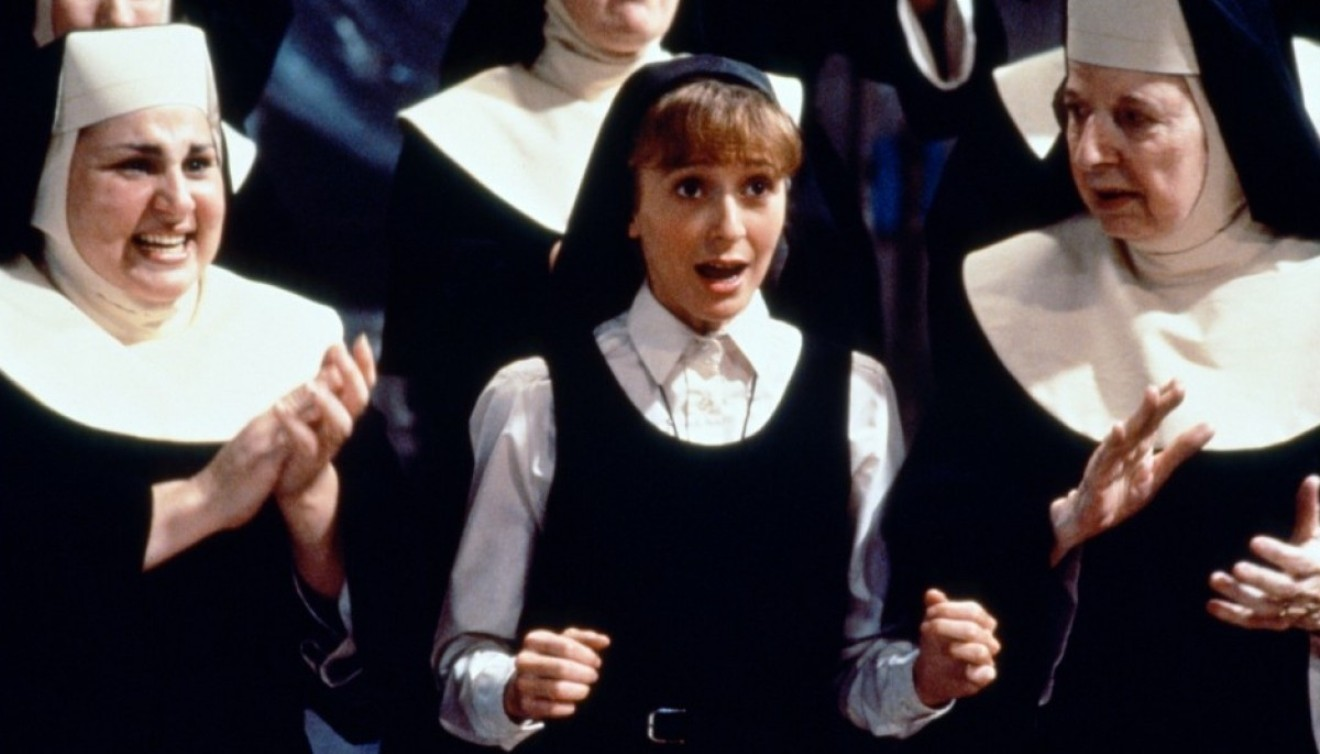 This Incredible Singing Nun Left Everyone Stunned on The Voice pictures