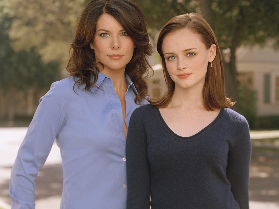 I rewatched 'Gilmore Girls' with my fiance—here's what I learned