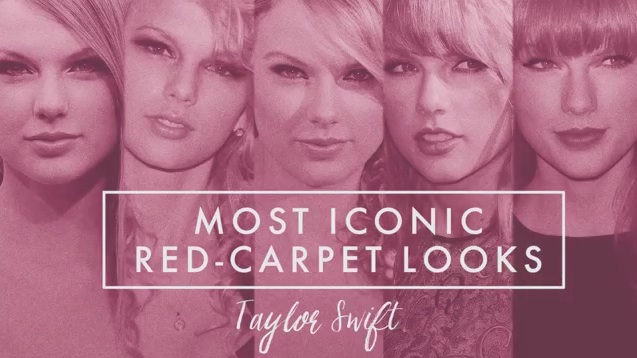 Watch this woman become six different Taylor Swifts in one minute