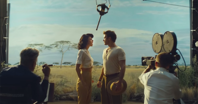 "Taylor Swift goes back in time with her new ""Wildest Dreams"" video"