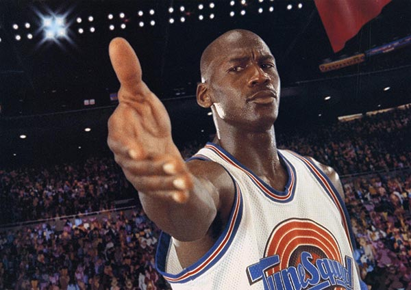 You could own Michael Jordan's 'Space Jam' jersey — for $10,000