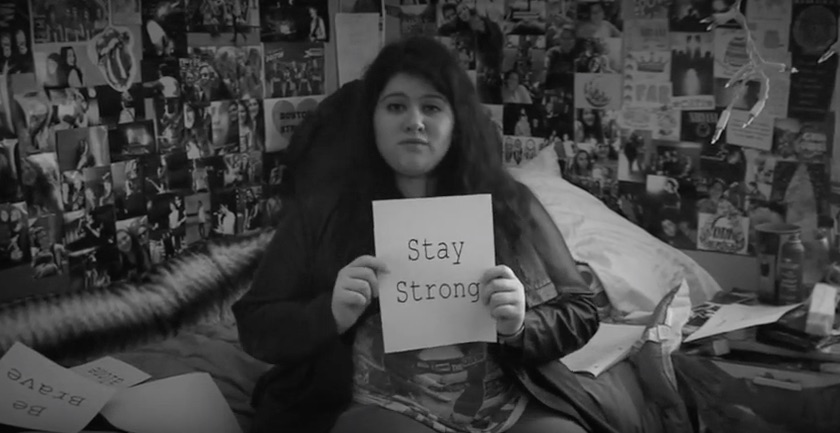 The brilliant way this teen is fighting back against bullying