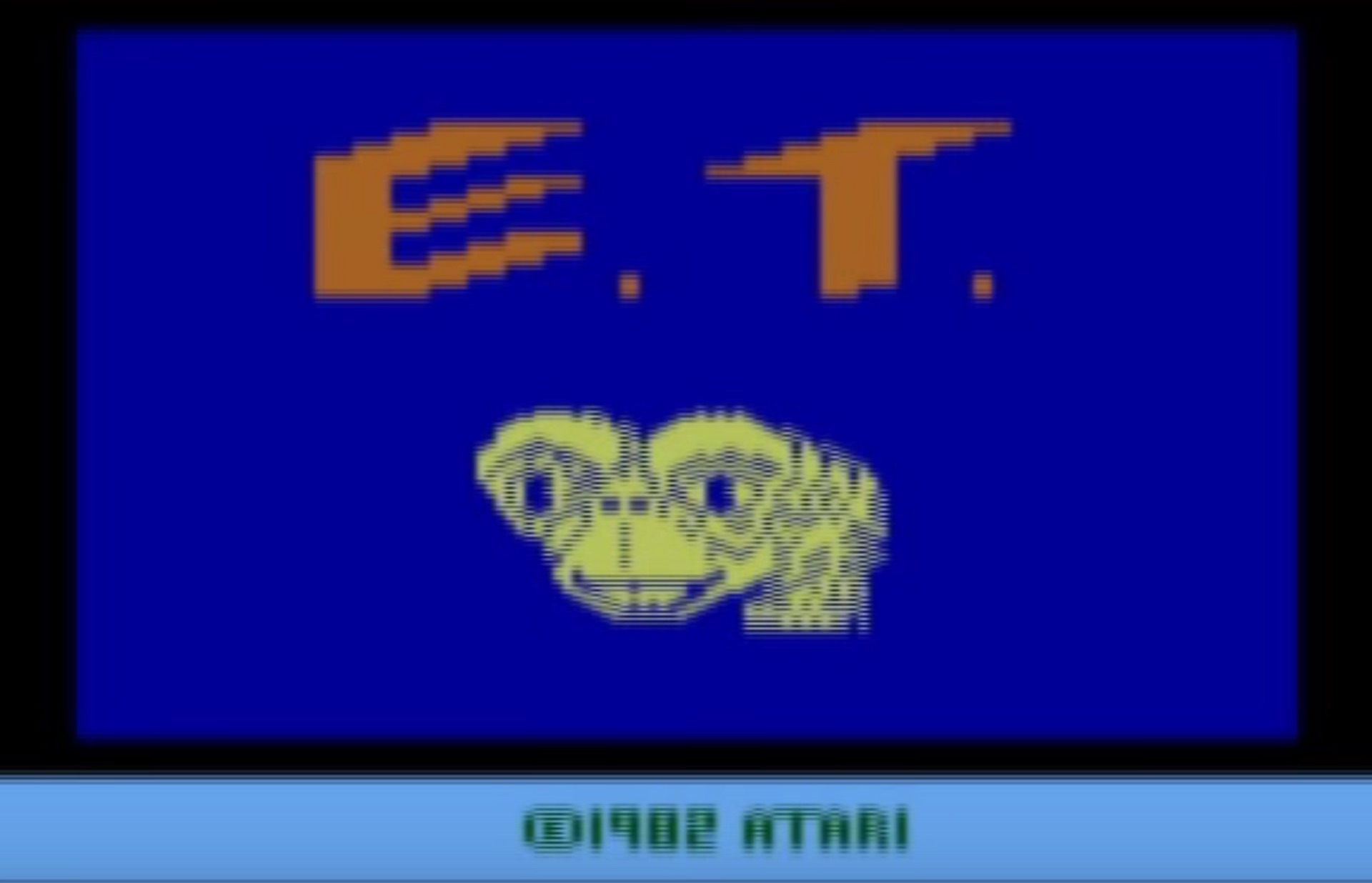 If you have an old Atari 'E.T.' game, you could be rich