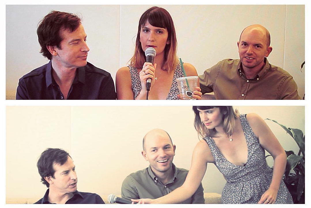 Inconveniently Interviewing Paul Scheer and Rob Huebel At Their Couples Therapy Session