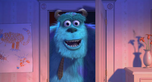 Amazing Whoa This Monsters Inc Theory Is The Darkest And Caraccident5 Cool Chair Designs And Ideas Caraccident5Info