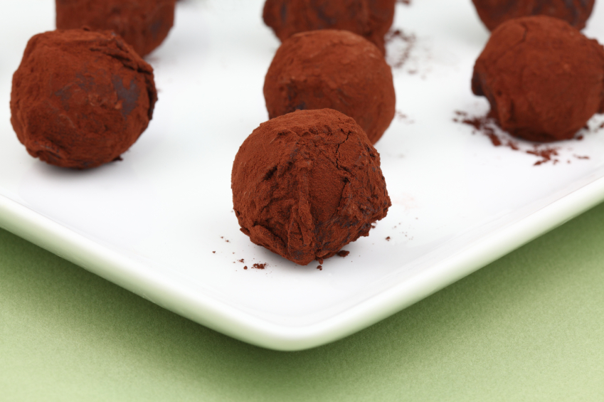 Making chocolate truffles is actually pretty easy—here's how it's done