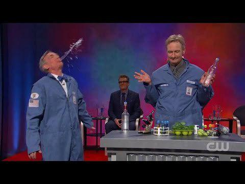 Bill Nye doing improv will make you love Bill Nye even more