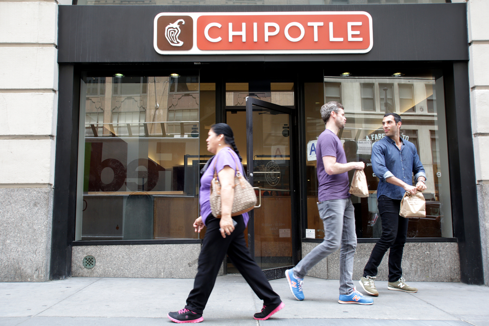 Chipotle might now be delivering to your college, because life is grand