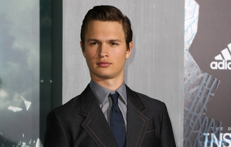 Get ready for Ansel Elgort, super spy