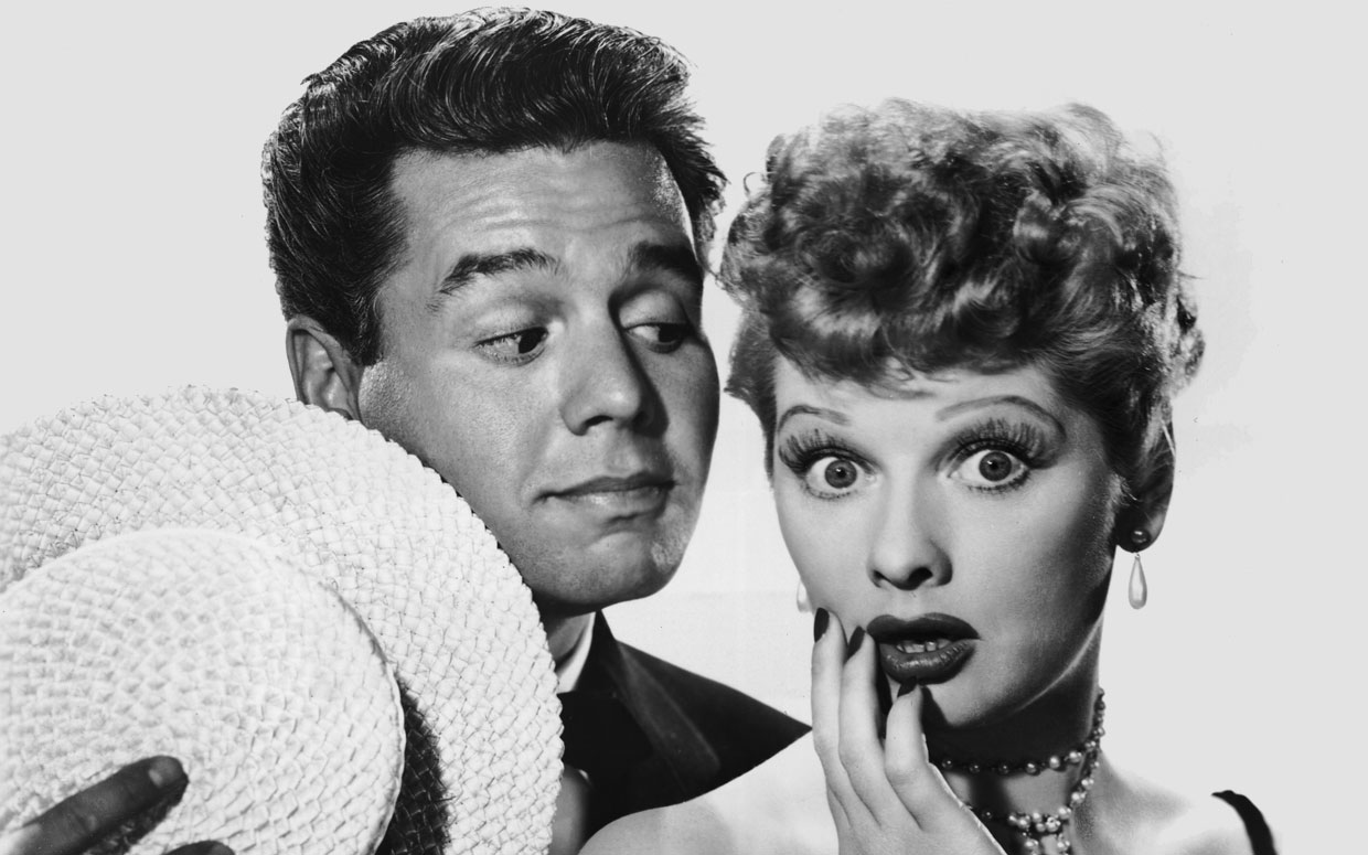 We are so ready for this Lucille Ball biopic, starring . . . ugh, it's too good.