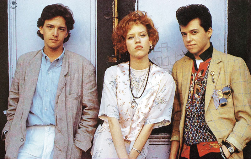 Relationship Goals I learned from 'Pretty In Pink'
