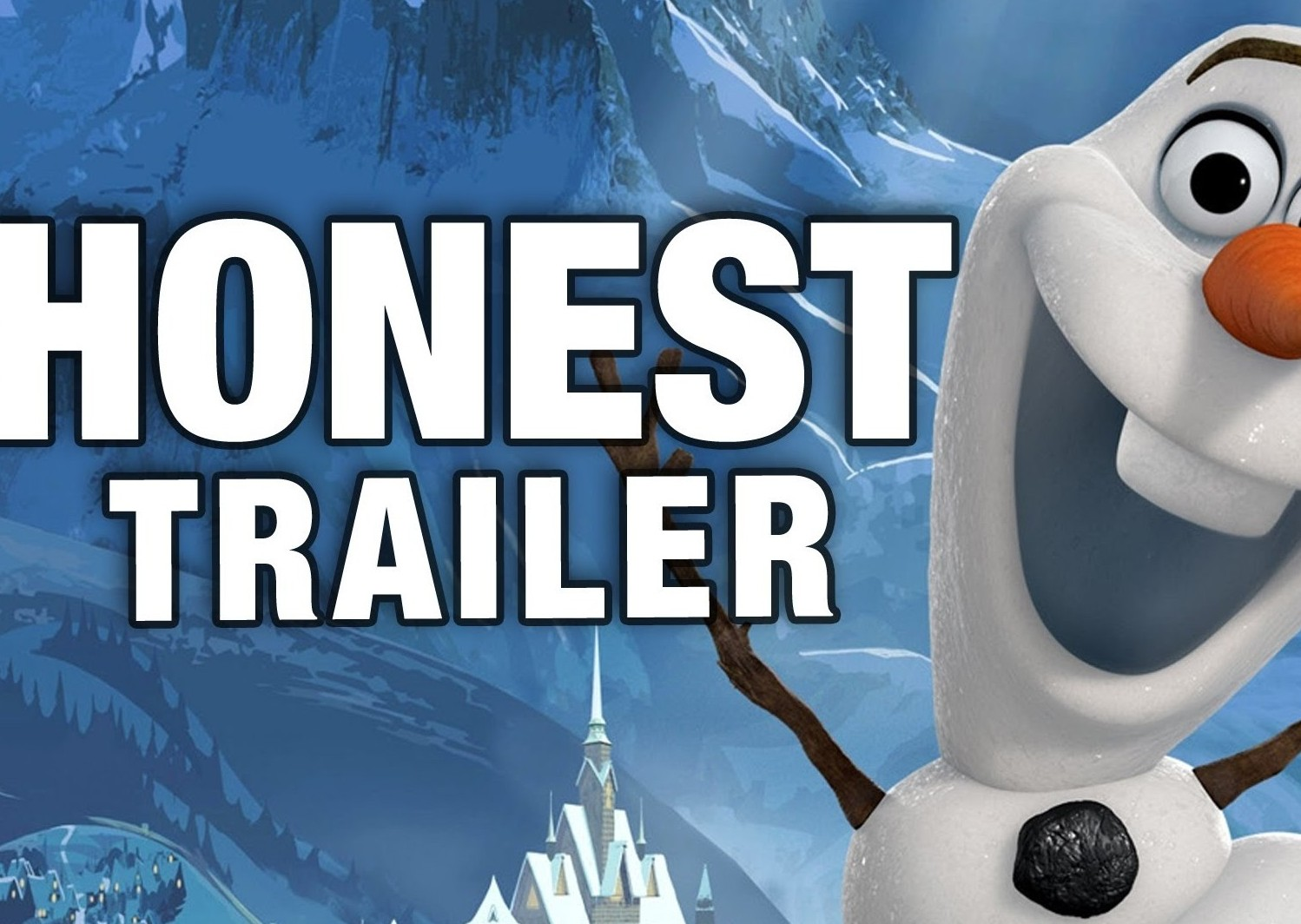 Here's the 'Frozen Fever' honest trailer we didn't know we needed