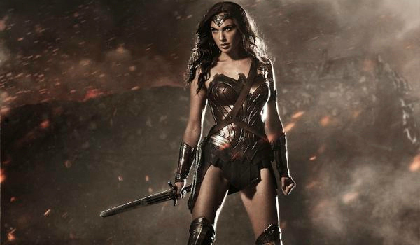 Here's what Wonder Woman will look like in the new 'Batman vs. Superman' movie