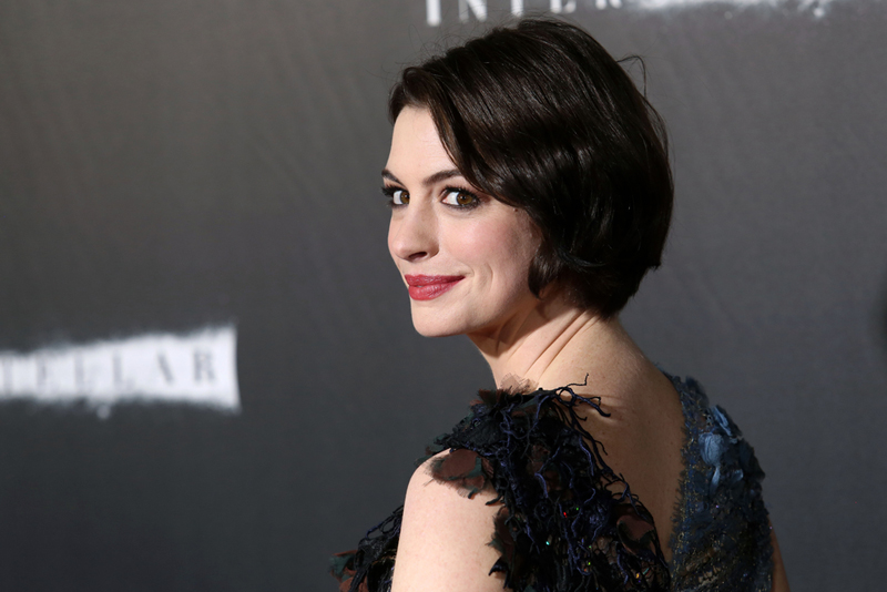 Anne Hathaway just opened up about being too old for Hollywood (for the record, she's 32)