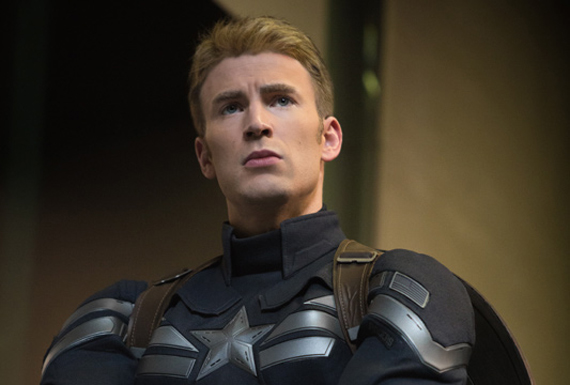 Chris Evans isn't ready to hang up his Captain America shield yet
