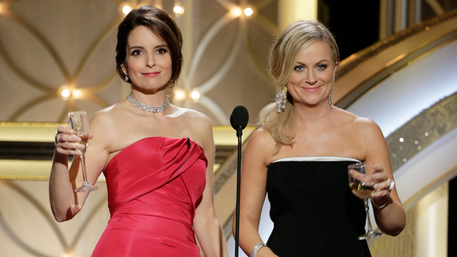 The Oscars will be hosted by a duo this year — could it be Tina and Amy?