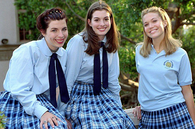I wish my high school had a uniform—here's why