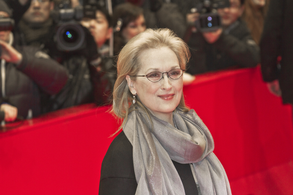 Meryl Streep wrote 535 letters to Congress asking for equal pay for women—and here's what happened