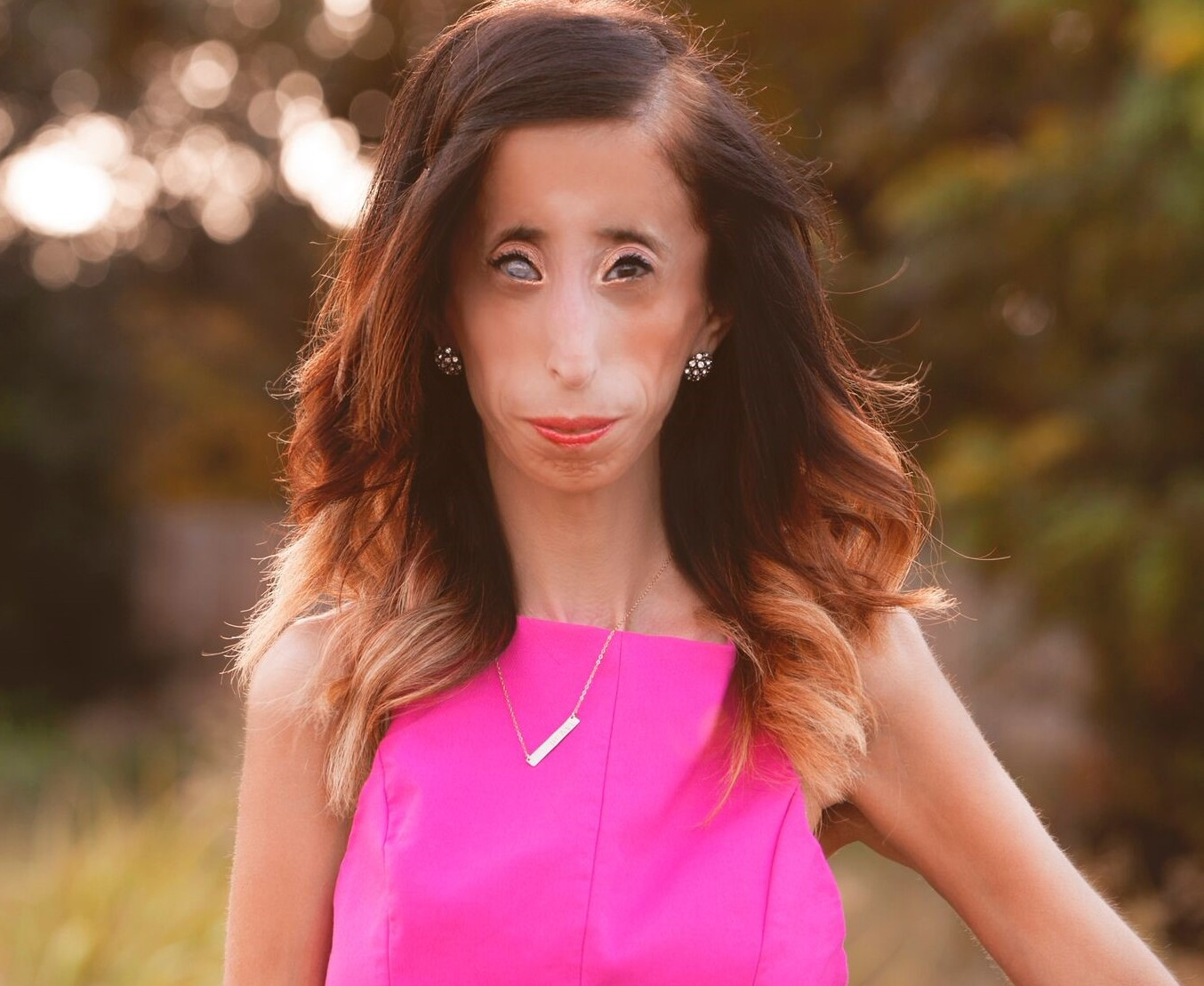 Lizzie Velasquez talks to us about facing bullies, staying positive, and defining your true self