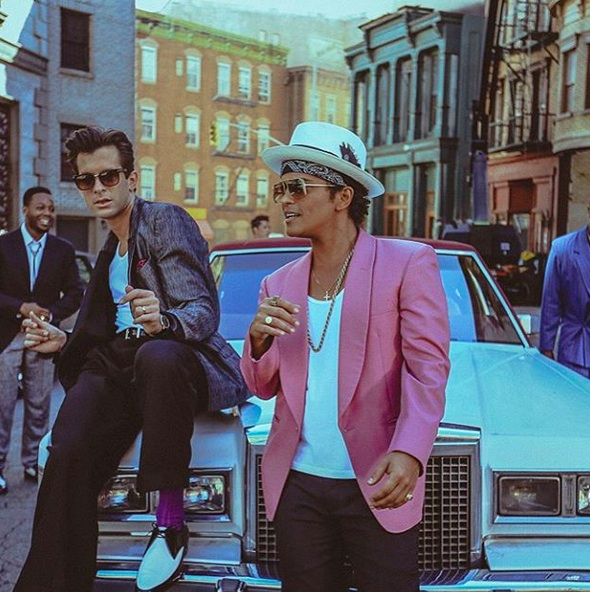 Fingers crossed! Bruno Mars might've just landed the year's biggest gig