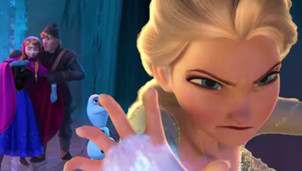 What it would look like if Queen Elsa was the REAL villain in 'Frozen'