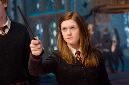 Why Ginny Weasley is my spirit guide