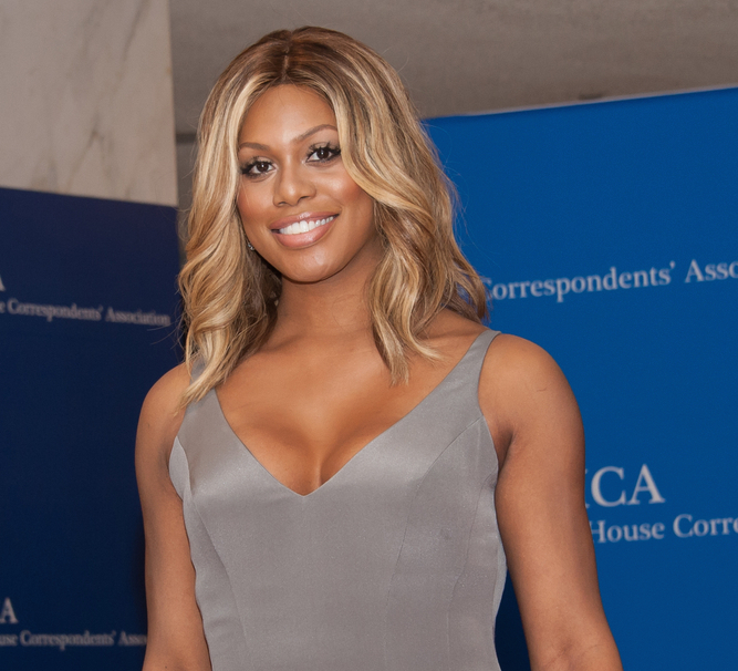 laverne sex personals Laverne cox is one busy woman not only is she busy promoting her work as sophia on the new season of orange is the new black, but she's also producing a one-hour special for mtv and logo about.