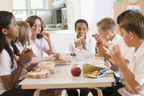 Science just told us why kids need longer lunch periods