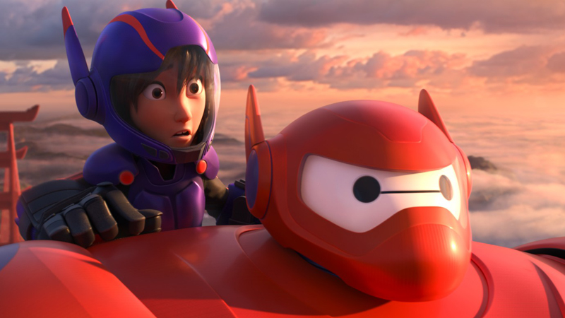 Fans have uncovered how 'Avengers 2' and 'Big Hero 6' are totally connected