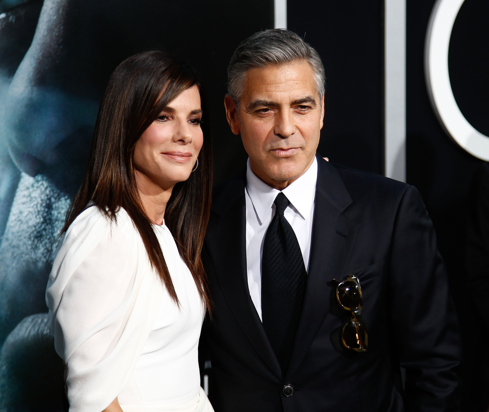 Sandra Bullock's latest role was originally written for George Clooney — until she convinced filmmakers that it could be played by a woman