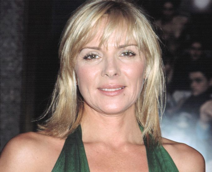 You don't need to be a biological mom to be a mom, says Kim Cattrall