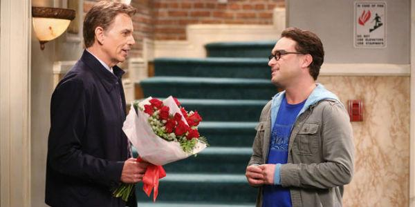 This Oscar-winning actor guest-starred on 'The Big Bang Theory' for the sweetest reason
