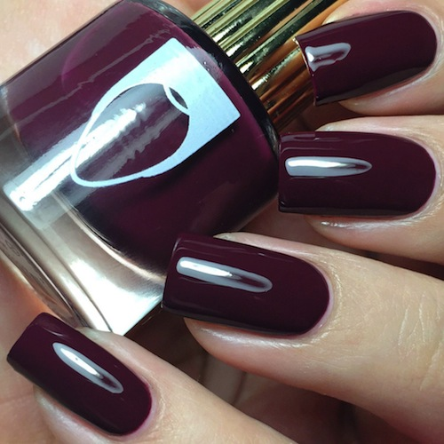 Get your nails ready for fall with the perfect plum polish