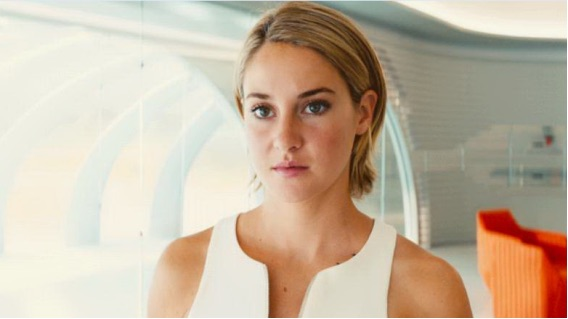 We have our first look at the new 'Divergent' movie