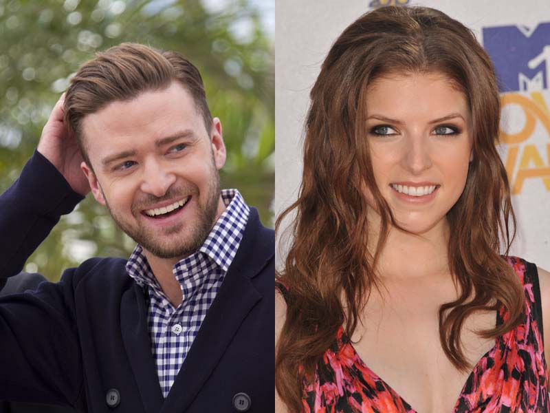 Justin Timberlake + Anna Kendrick = Our new favorite movie