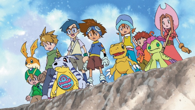 How 'Digimon' helped me reconnect with my fandom roots
