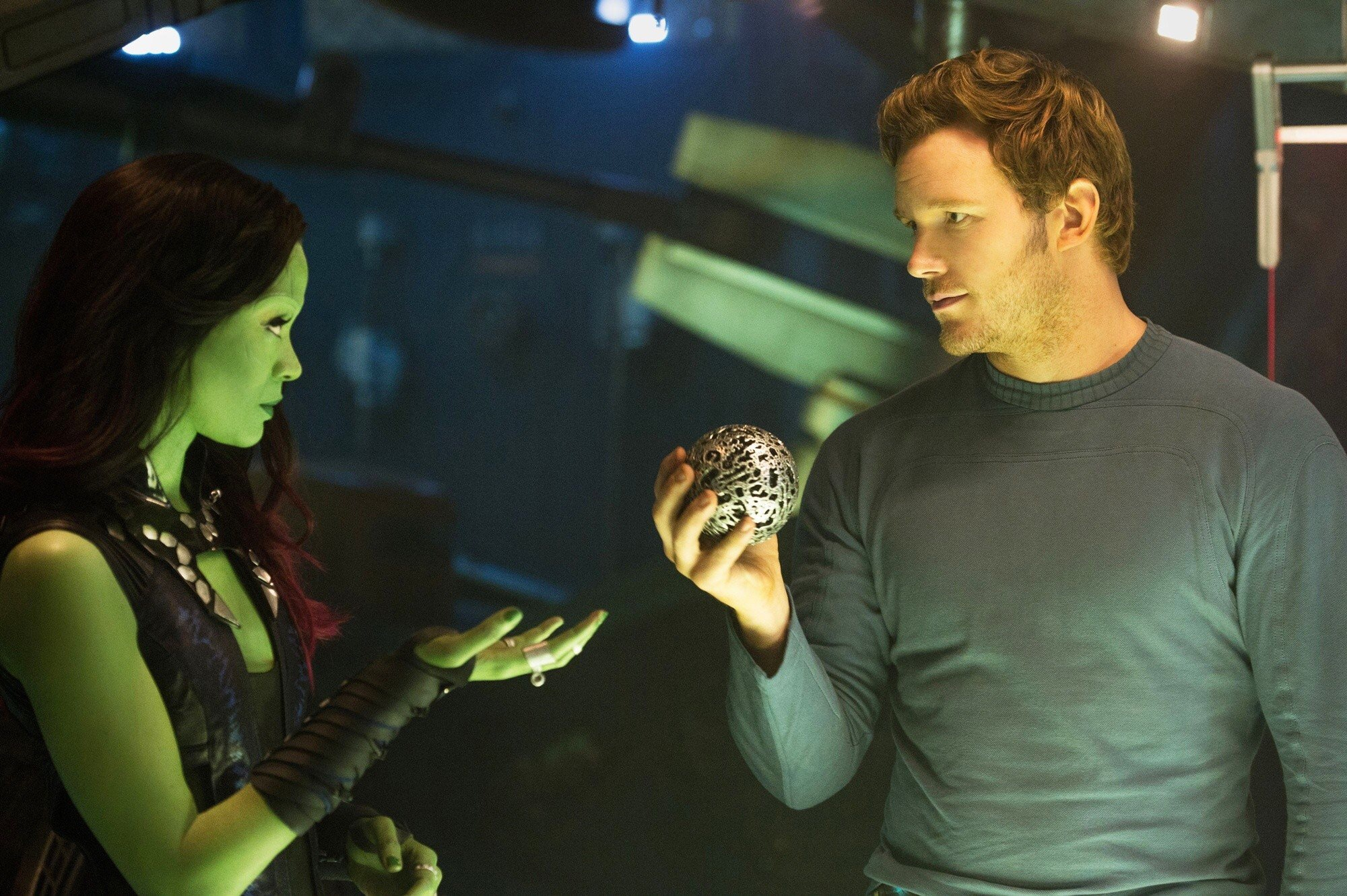 There's a secret in 'Guardians of the Galaxy' that nobody's figured out yet