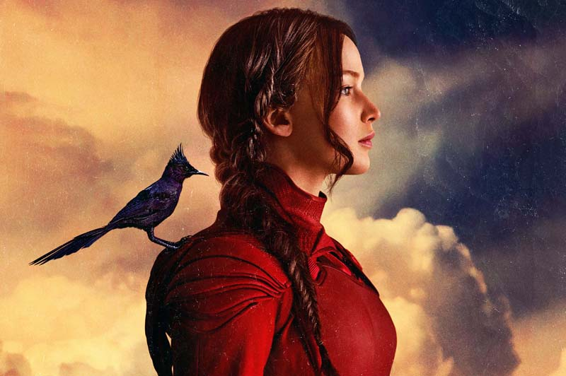 The new 'Mockingjay — Part 2' trailer is here and we're feeling so many feelings