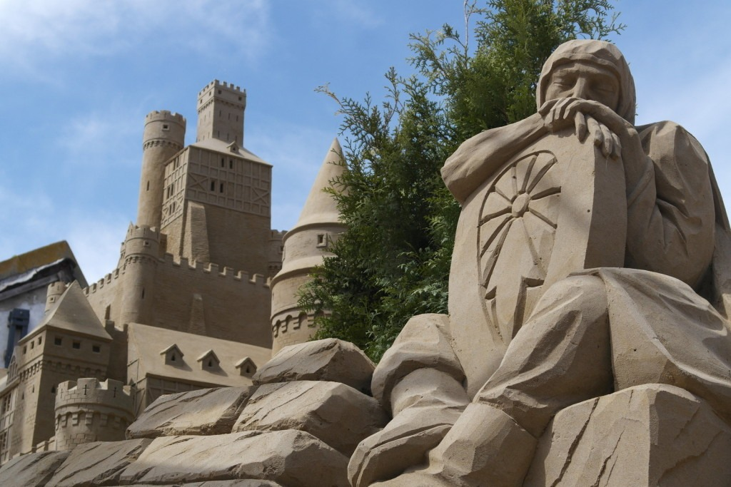 This hotel is a life-sized sandcastle and we want to stay there