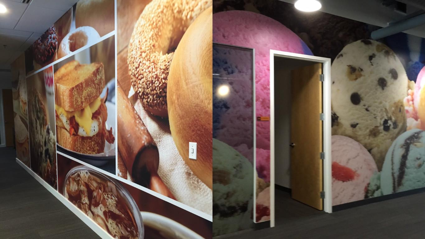 Everything I learned when I visited Dunkin' Donuts' headquarters