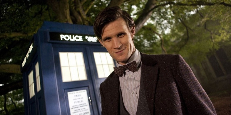 Things 'Doctor Who' taught me
