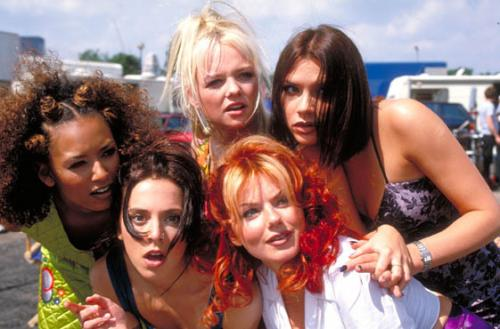 Here's how the Spice Girls really got their nicknames