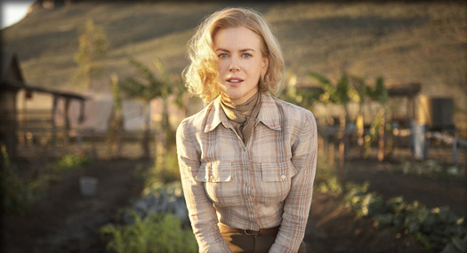 The new Nicole Kidman project we're super excited about