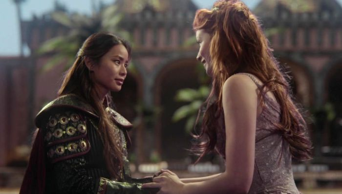 The relationship we want might be happening in the new season of 'Once Upon a Time'