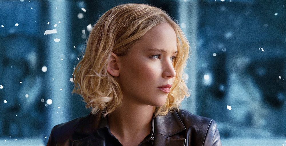 All the times Jennifer Lawrence was an inspiring badass