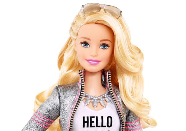 Barbie just took one step closer to becoming a robot: She can talk back to you now